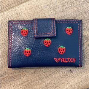 Strawberry Roxy Wallet